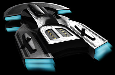 space ship spaceship 3d 3ds
