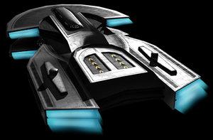 space ship spaceship 3d 3ds