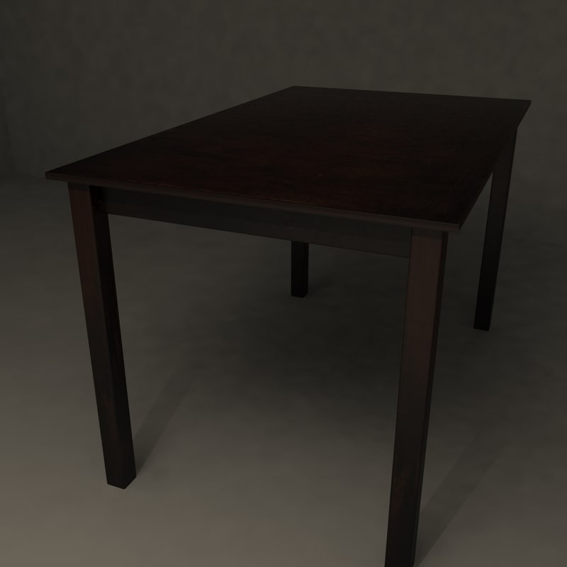 max table wood