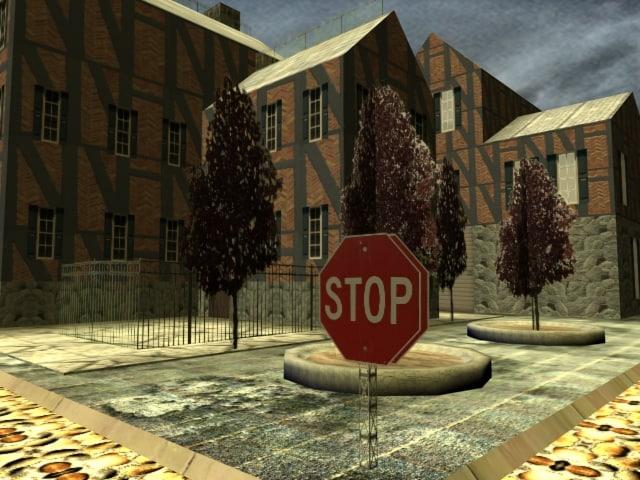 3d neighborhood