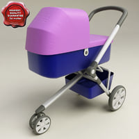 Baby stroller V2