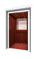 3d elevator cabin