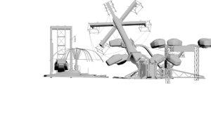 3d new york fun park model