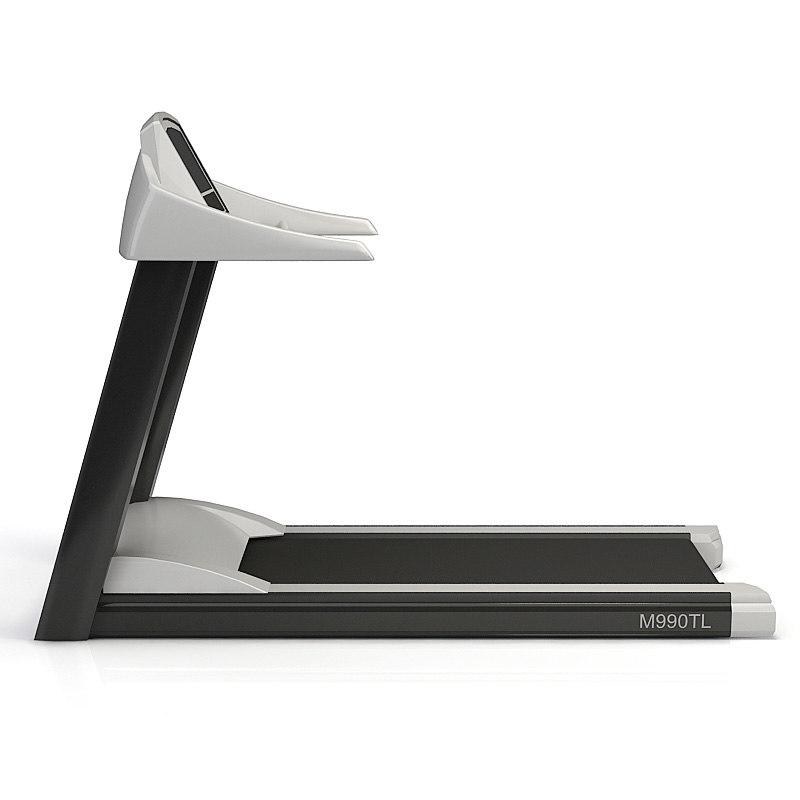 3d model treadmill