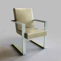 3d dining chair model