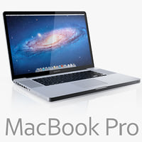 MacBook Pro 17 inch New 2011