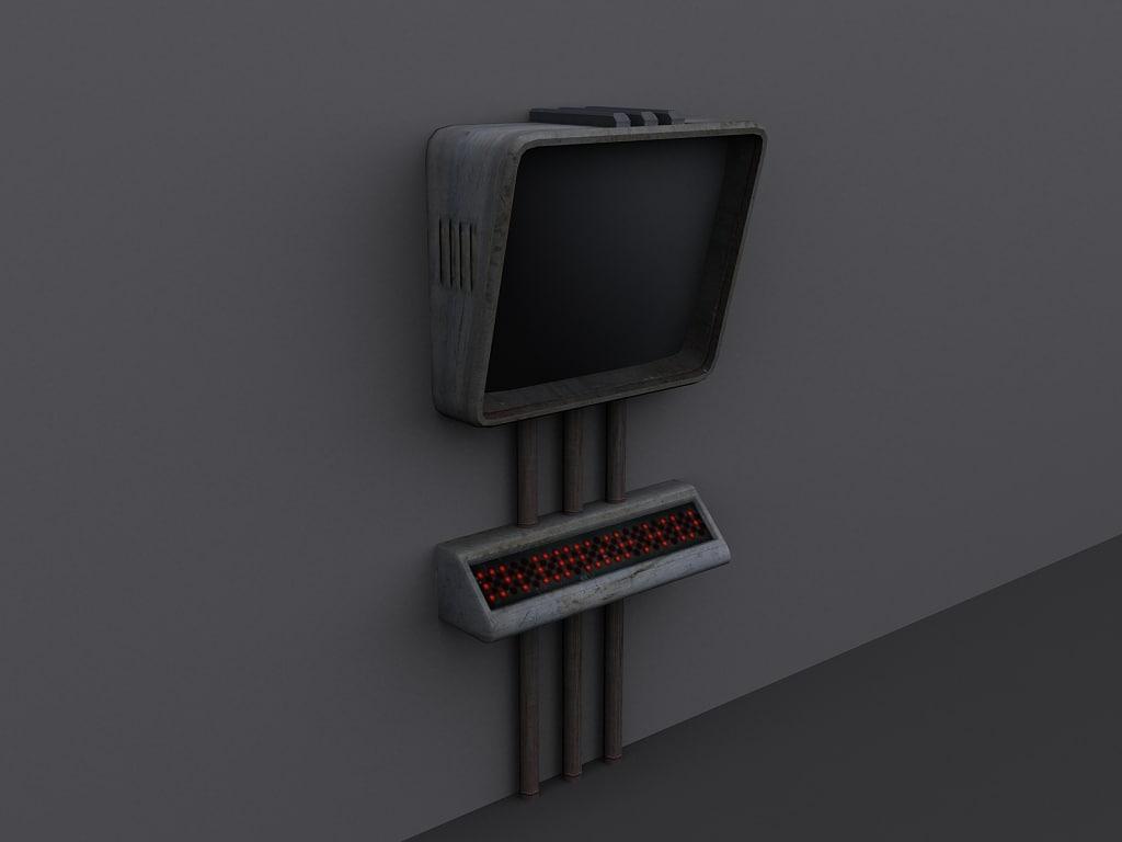 3ds crt console