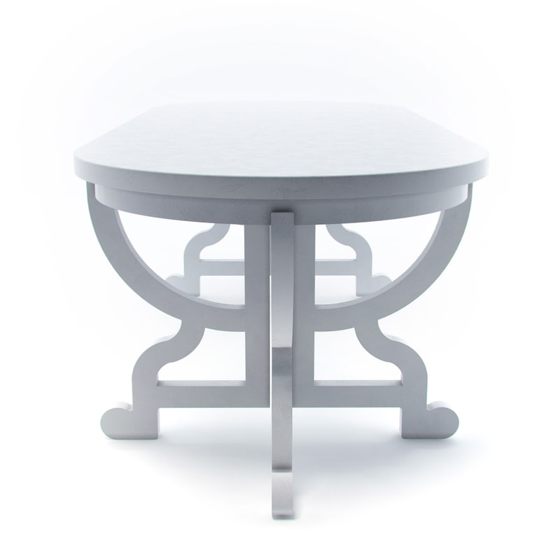 3d moooi - paper table