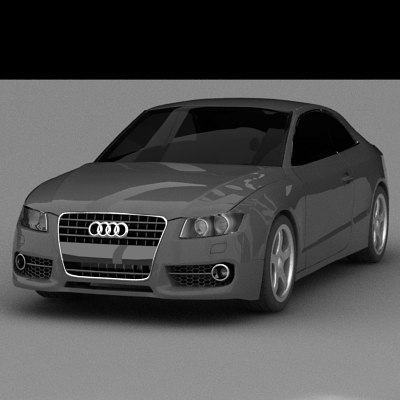 audi a5 3ds free