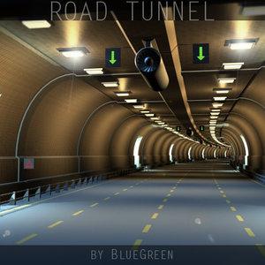 road tunnel max