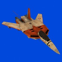 anime macross jet fighter max