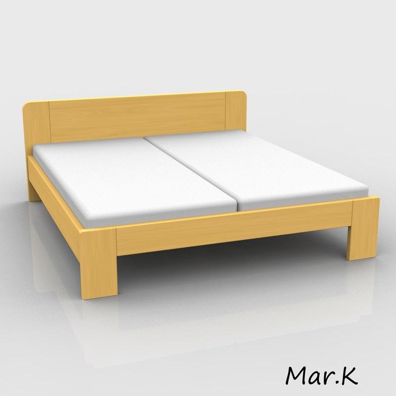 duet double bed 3ds