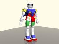 max robot nice robts