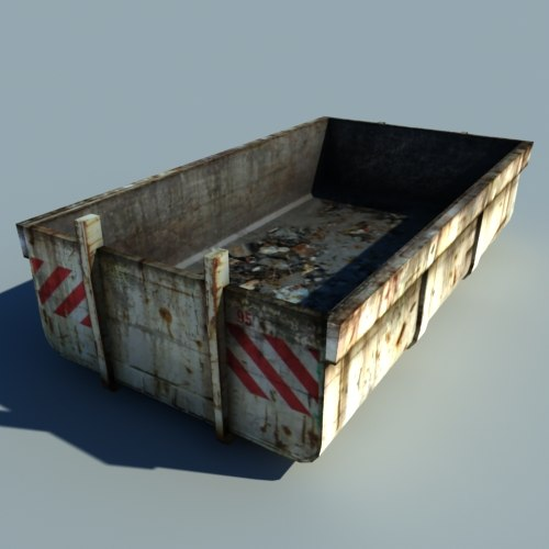 waste container max