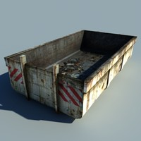 Large Waste Container