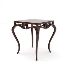 CHRISTOPER GUY END TABLE 76-0064