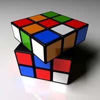 rubics cube c4d free