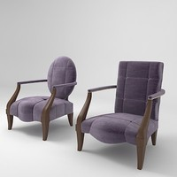 3d donghia eaton chair