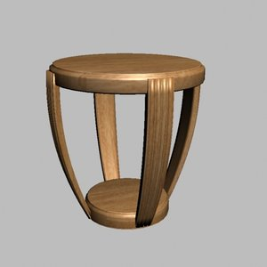 table drum 3ds