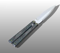 Butterfly knife