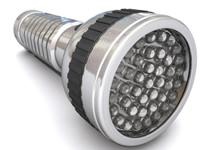 c4d led torch