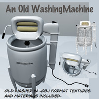 Old Washer