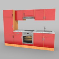 kitchen textur 3d max