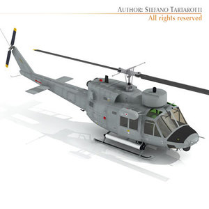 c4d b 212 navy helicopter
