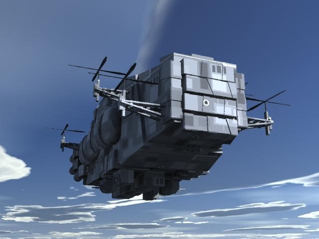 airship lwo free