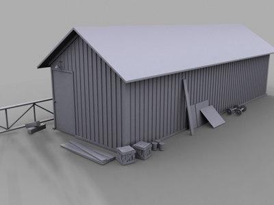 industrial building max