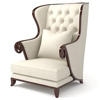 3ds max christopher guy chair