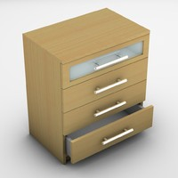 free c4d mode chest drawers