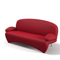 edra sofa 3d model