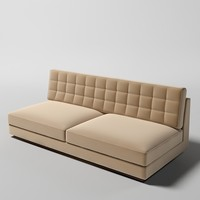 giorgetti royal sofa 3d model