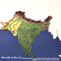 3ds max maps india