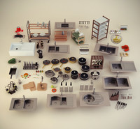 Kitchen accessories collection