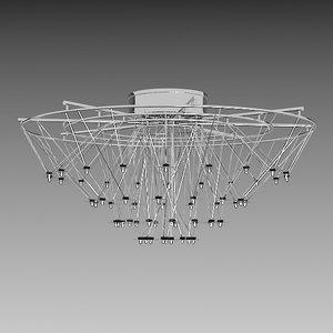 3d model lumen center italia