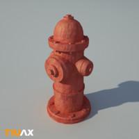 max truax studio hydrant