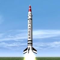 Pakistan Hatf-IV Shaheen 1 SRBM