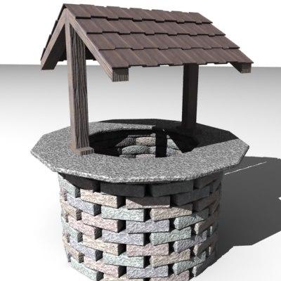 3d max stone bricks