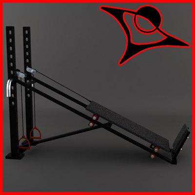 total gym 3d max