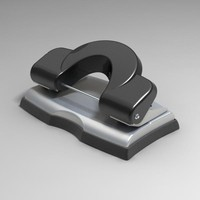 max paper hole punch