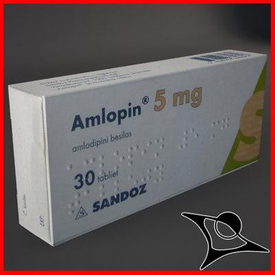 amplopin 3d model