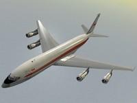 Boeing 707-300 TWA