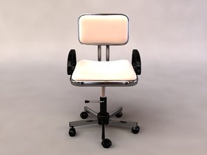 3ds max office chair
