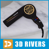 Covair hairdryer by 3DRivers