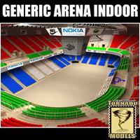 3d generic arena