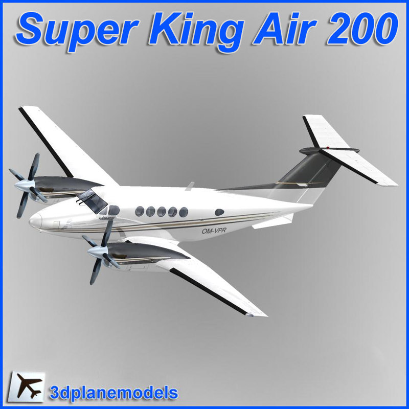 max beechcraft super king air