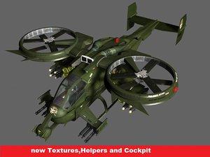 avatar 2009 scorpion dxf
