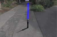 alien sword c4d